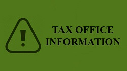 TAX OFFICE INFO