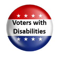 Voters with Disabilities Opens in new window