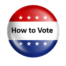 How to Vote Opens in new window